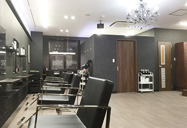 画像:eyelash & Hair salon Liebe 東久留米店